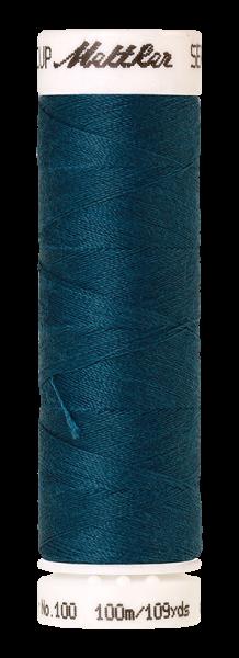 Nähgarn 100 Meter, Farbe:0483, Amann Seralon, Polyester
