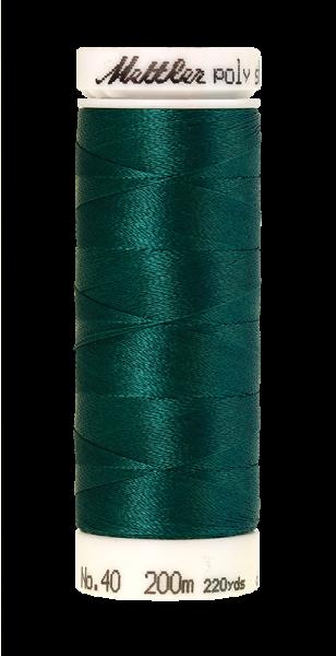Stickgarn 200 Meter, Farbe:5005, Amann Poly Sheen