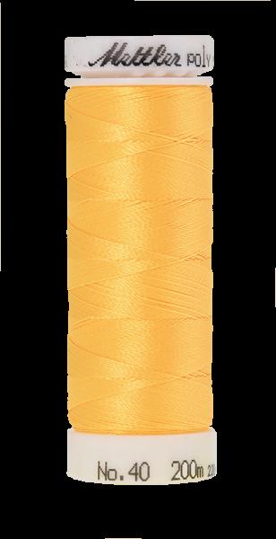 Stickgarn 200 Meter, Farbe:0706, Amann Poly Sheen