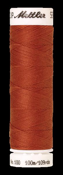 Nähgarn 100 Meter, Farbe:1288, Amann Seralon, Polyester