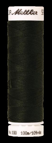 Nähgarn 100 Meter, Farbe:0554, Amann Seralon, Polyester