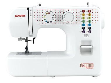 Kindernähmaschine Janome Sew Mini Platinum