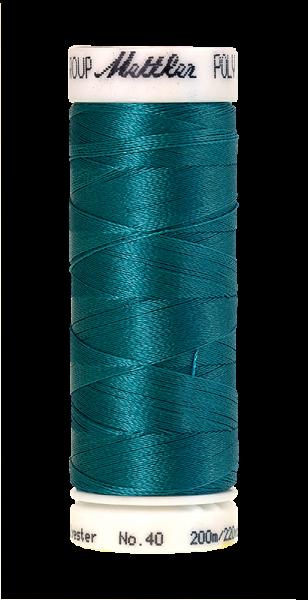 Stickgarn 200 Meter, Farbe:4452, Amann Poly Sheen