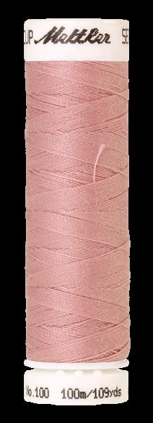 Nähgarn 100 Meter, Farbe:1063, Amann Seralon, Polyester