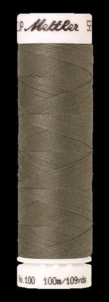 Nähgarn 100 Meter, Farbe:0650, Amann Seralon, Polyester