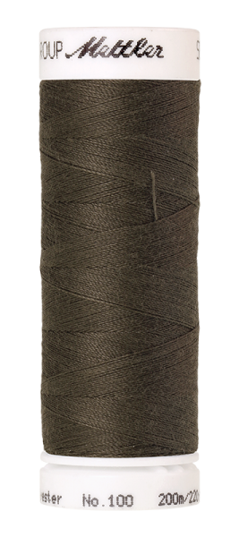 Nähgarn 200 Meter, Farbe:1162, Amann Seralon, Polyester