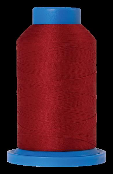 Bauschgarn 1000Meter, Seraflock, rot, Farbe: 0504