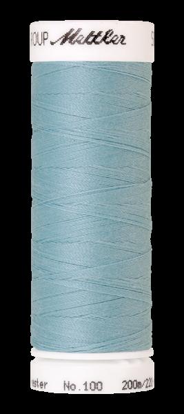 Nähgarn 200 Meter, Farbe:0407, Amann Seralon, Polyester