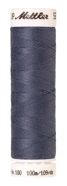 Nähgarn 100 Meter, Farbe:1470, Amann Seralon, Polyester