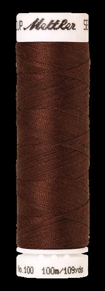 Nähgarn 100 Meter, Farbe:0833, Amann Seralon, Polyester