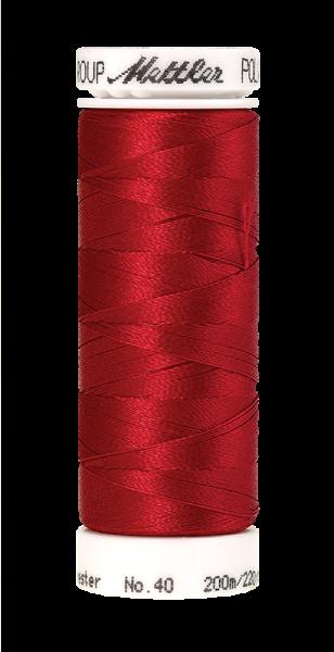 Stickgarn 200 Meter, Farbe:1903, Amann Poly Sheen