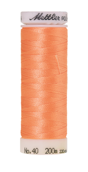 Stickgarn 200 Meter, Farbe:1351, Amann Poly Sheen