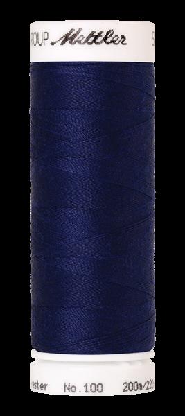 Nähgarn 200 Meter, Farbe:0014, Amann Seralon, Polyester