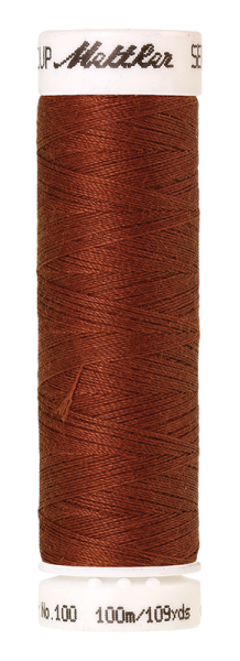 Nähgarn 100 Meter, Farbe:1346, Amann Seralon, Polyester
