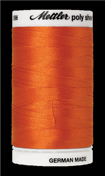 Stickgarn 800 Meter, Farbe:1102, Amann Poly Sheen