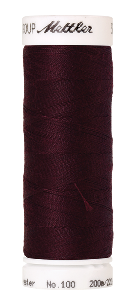 Nähgarn 200 Meter, Farbe:0111, Amann Seralon, Polyester