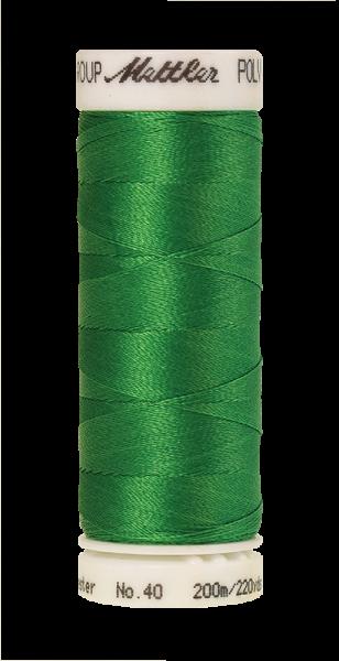 Stickgarn 200 Meter, Farbe:5510, Amann Poly Sheen