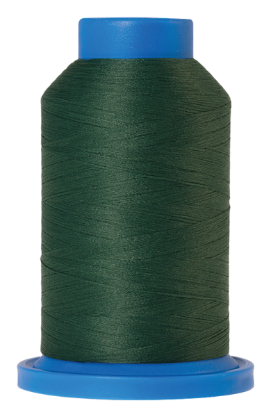 Bauschgarn 1000Meter, Seraflock, grün, Farbe: 1097