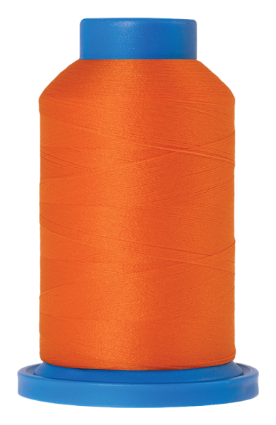 Bauschgarn 1000Meter, Seraflock, orange, Farbe: 2260