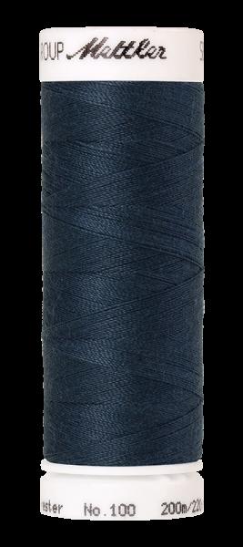 Nähgarn 200 Meter, Farbe:1276, Amann Seralon, Polyester