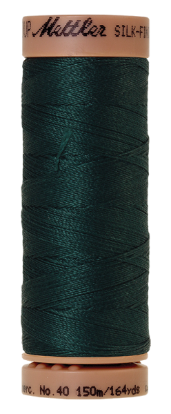 Nähgarn 150 Meter, Farbe:0757, Mettler Quilting, Baumwolle, 10er Pack