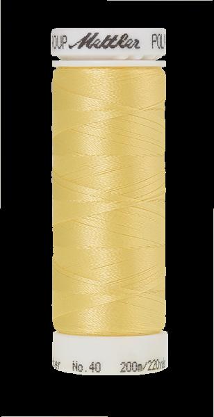 Stickgarn 200 Meter, Farbe:0520, Amann Poly Sheen