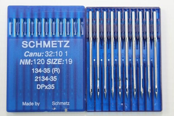 Rundkolbennadeln Stärke 120 System 134-35 (R) / 2134-35 / DPx35