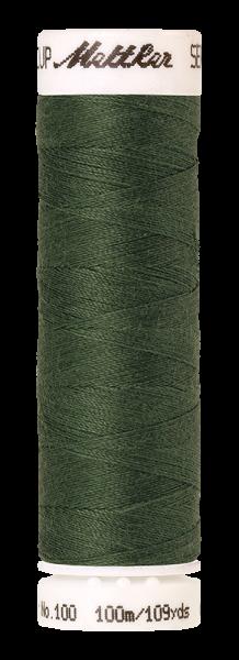 Nähgarn 100 Meter, Farbe:0844, Amann Seralon, Polyester