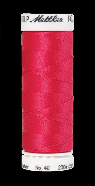 Stickgarn 200 Meter, Farbe:1950, Amann Poly Sheen