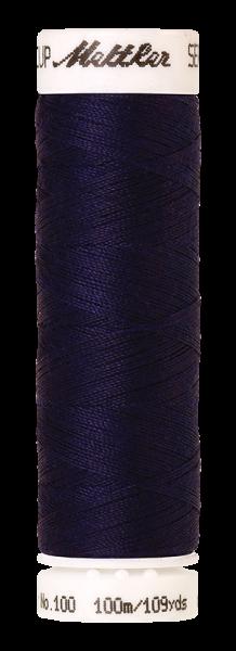 Nähgarn 100 Meter, Farbe:0014, Amann Seralon, Polyester