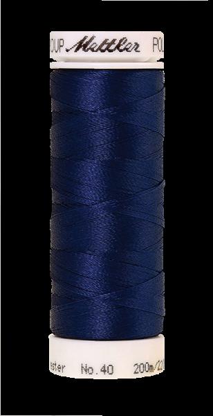 Stickgarn 200 Meter, Farbe:3323, Amann Poly Sheen