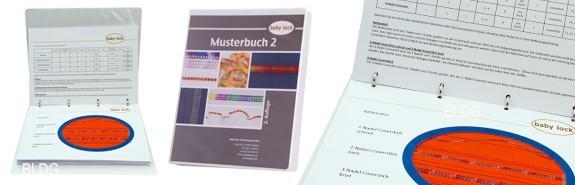 baby lock Musterbuch 2 Coverlock 2. Auflage