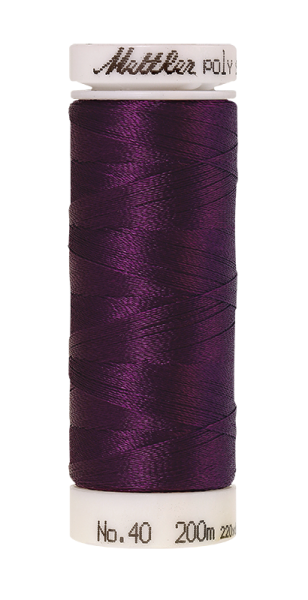 Stickgarn 200 Meter, Farbe:2715, Amann Poly Sheen