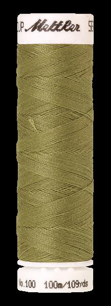 Nähgarn 100 Meter, Farbe:0466, Amann Seralon, Polyester