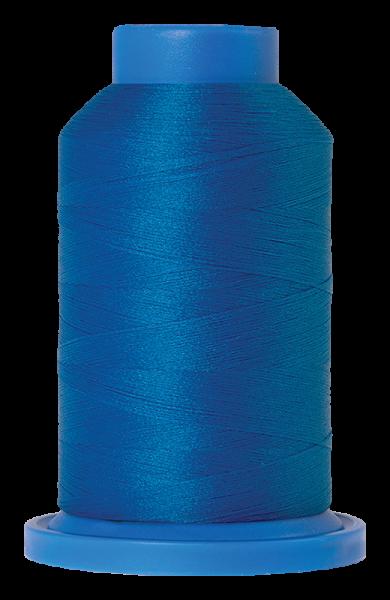 Bauschgarn 1000Meter, Seraflock, royal blau, Farbe: 0337