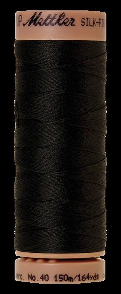 Nähgarn 150 Meter, Farbe:4000, Mettler Quilting, SILK-FINISH COTTON 40