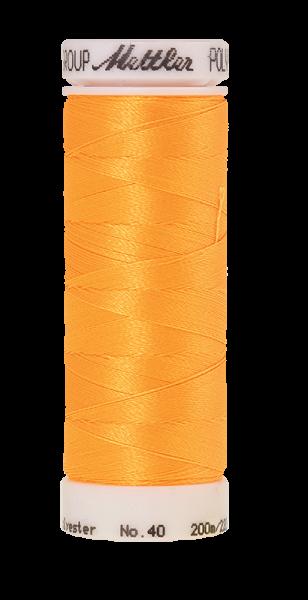 Stickgarn 200 Meter, Farbe:1120, Amann Poly Sheen