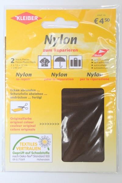 Nylon zum reparieren braun