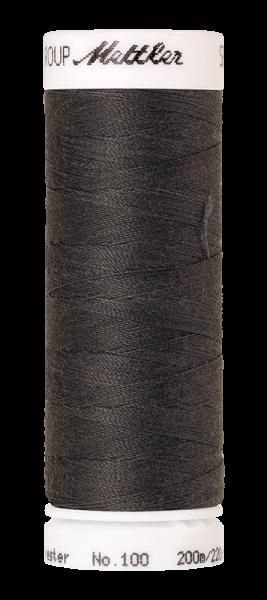 Nähgarn 200 Meter, Farbe:0416, Amann Seralon, Polyester