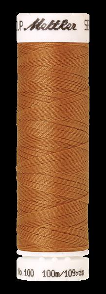 Nähgarn 100 Meter, Farbe:1172, Amann Seralon, Polyester