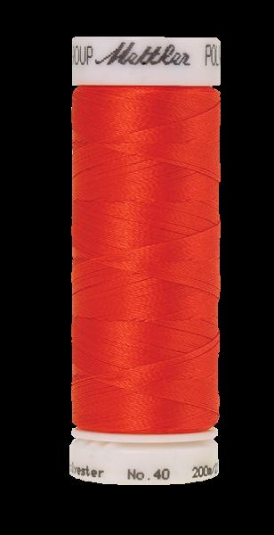 Stickgarn 200 Meter, Farbe:1305, Amann Poly Sheen