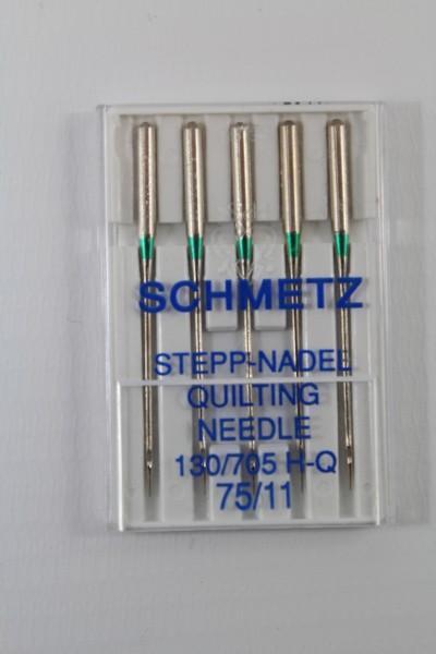 Stepp-Nadel Quilting 130/705 H-Q 75/11