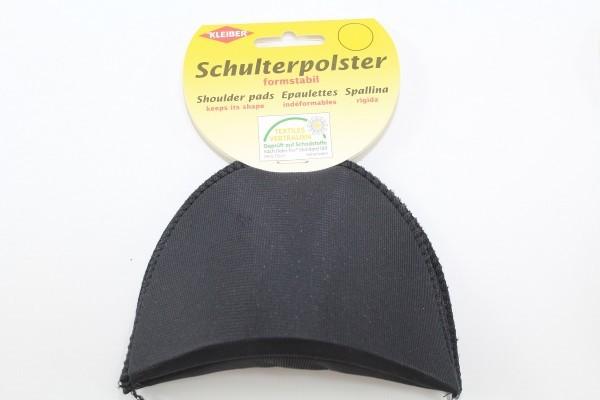 Schulterpolster, Halbmond schwarz