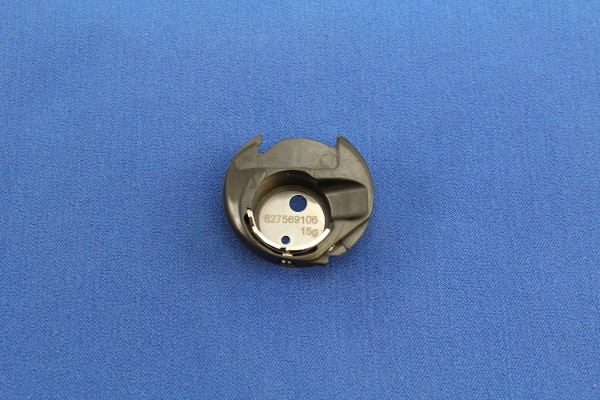 ELNA Spulenkapsel / Spulenkorb für Horizontal-Greifer zum Nähen