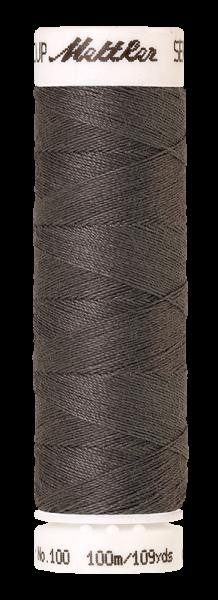 Nähgarn 100 Meter, Farbe:0415, Amann Seralon, Polyester