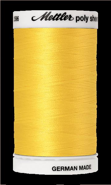 Stickgarn 800 Meter, Farbe:0310, Amann Poly Sheen
