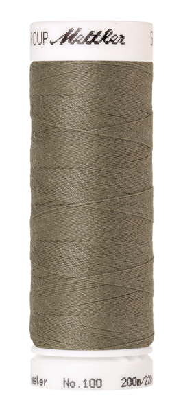 Nähgarn 200 Meter, Farbe:0650, Amann Seralon, Polyester