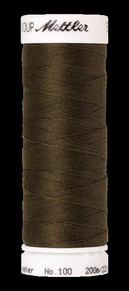 Nähgarn 200 Meter, Farbe:0667, Amann Seralon, Polyester