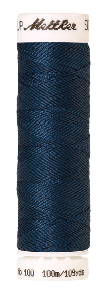Nähgarn 100 Meter, Farbe:0806, Amann Seralon, Polyester