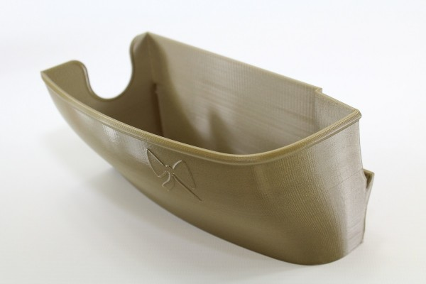 Auffangbehälter für babylock Acclaim Original Schnittenliebe altgold
